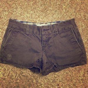 Old Navy Brown Chino Shorts